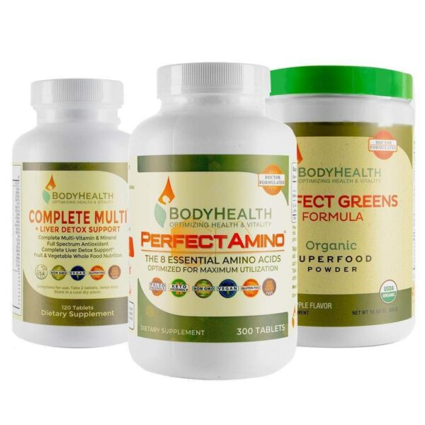 Alma Supplements - Daily Health Packages