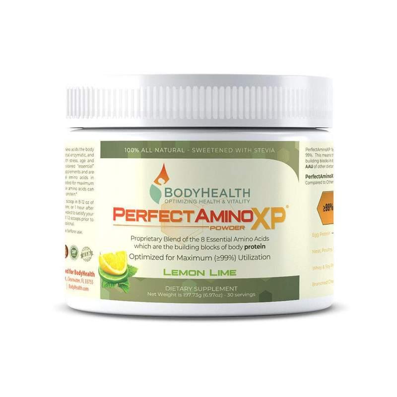 Alma Supplements - PerfectAmino Lemon Lime